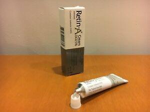 New. Retina cream 0.025%. 10g. NEW