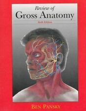 Pansky, Ben Review of Gross Anatomy