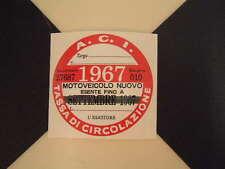 Imposta ITALIANO DISCO 1967-FIAT 500 600 126 LANCIA BETA GIULIETTA ALFA GTV6 ABARTH