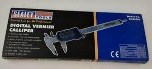 Sealey Professional Tools Digital Vernier Calliper Boxed Pre-Owned