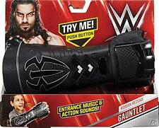 ROMAN REIGNS WWE MATTEL WRIST GAUNTLET - REPLICA WRESTLING ROLEPLAY GEAR W/MUSIC