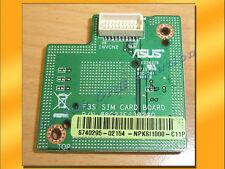 Carte F3S SIM CARD BOARD S740295-02154 NSKSI1000 C11P