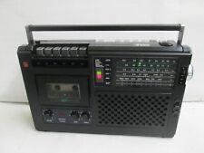 DDR RFT Radio Stern-Recorder R 4100 LED, funktioniert! Werkstattüberholt