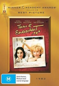 Terms Of Endearment - Academy Gold Collection (DVD, 2009)