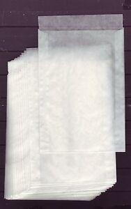 Pergamintüten mit Klappe per 500 Stück