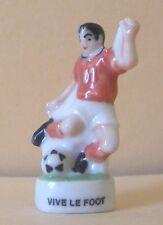 Fève Vive le Football petite taille - 1998 - Joueur N° 11