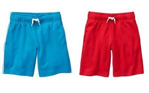 NWT Gymboree Boys Gymgo Active Sporty Pull-On Shorts Short U-Pick M L 7 8 10 12