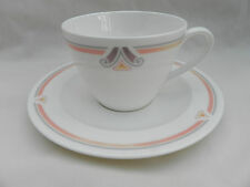Wedgwood MASQUERADE TEA CUP & SAUCER, Excellent.