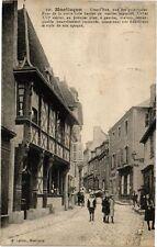 CPA Montlucon-Grand'Rue, une des principales Rues de la vielle ville (262309)