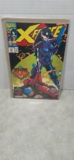 X-Force 23 cgc?  Marvel 1996 GREAT cover Domino takes down Deadpool Triumphant