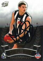 ✺Signed✺ 2010 COLLINGWOOD MAGPIES AFL Premiers Card HEATH SHAW
