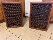 "Vintage Rare x2 Pioneer CS-99A CS 99A 6 Driver Stereo Speaker System 15"" Woofers"