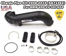 For BMW E89 Z4 35i N54 Charge Pipe Kit 2008-2015 (SG71362) To USA