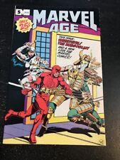 Marvel Age#5 Incredible Condition 9.4(1983) Hobgoblins Creation!