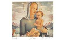 """Fleißbildchen Heiligenbild Gebetbild """"Hummel """" Holy card Ars sacra"""" H593"""""""