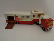 Pferdetransporter  Majorette S 3000  1/60 Made in France
