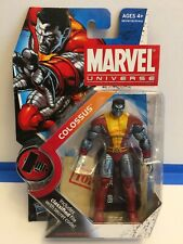 "MARVEL UNIVERSE 3.75"" COLOSSUS ACTION FIGURE #013 2009 MINT NEW SEALED MOC"