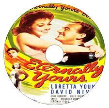 Eternally Yours  - Loretta Young, David Niven - Comedy, Drama - DVD - 1950