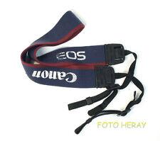 Canon EOS Digital-TRACOLLA-neckstrab Nero