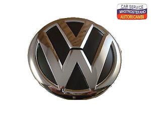 Logo Emblema VW PASSAT (362, B7) (2010 - 2014) POSTERIORE Originale VW 5M0853630