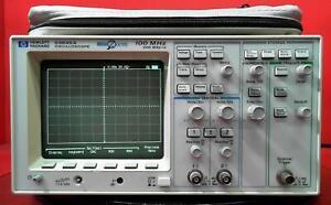 HP / Agilent 54645D US40050592 Mixed Signal Oscilloscope
