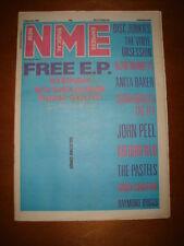 NME 1987 FEB 7 BLOW MONKEYS JOHN PEEL COLOURFIELD