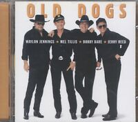 OLD DOGS BY THE OLD DOGS Waylon jennings cd