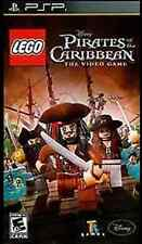 LEGO Pirates of the Caribbean: The Video Game (PSP) - NEW & Sealed