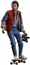 Hot Toys Back to the Future Movie Action Figures