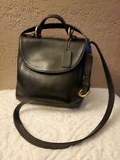 Vintage COACH 4158 Legacy SoHo Convertible Flap Top Handle Bag Crossbody