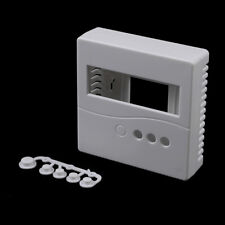 86 Plastic project box enclosure case for diy LCD1602 metertester with button QP