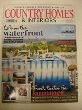 Country Homes and Interiors  - July 2013 - Life on the waterfront