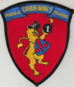 CARRIER WING 1 PATCH