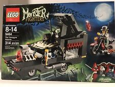 LEGO Monster Fighters The Vampyre Hearse (9464) NEW SEALED