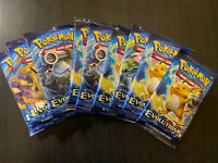 10X Pokémon XY Evolutions Booster Pack | 10 Packs | IN HAND|