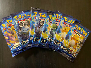 Pokémon XY Evolutions Booster Pack | 1 Pack | IN HAND| discount on multiple
