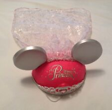 Disney Parks Princess Ear Hat With Tiara