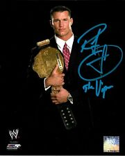 WWE RANDY ORTON HAND SIGNED AUTOGRAPHED 8X10 PHOTO WITH PICTURE PROOF AND COA 1