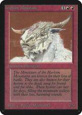 Hurloon Minotaur - Alpha - EX+ - MTG Magic The Gathering