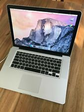 Macbook Pro 15 in. 2.53GHz, 250 GB, Mid 2009