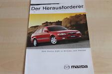 110517) Mazda 626 - Pressespiegel - Prospekt 1997