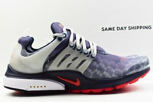Nike Air Presto (Mens XL Size 13-15) Shoes CJ1229 400 Olympic USA Navy Blue