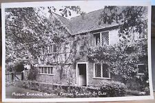 RPPC Postcard House Museum JOHN MILTON COTTAGE Chalfont St Giles UK England RA