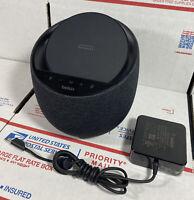 NR MINT🔥 Belkin SoundForm Elite Hi-Fi Smart Speaker/ Charger w/Google Assistant
