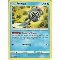 Poliwag - 36/214 - Common Card - Pokemon TCG Sun & Moon Unbroken Bonds Cards