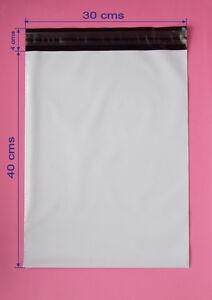 MENSAJERIA 100 sobres bolsas 30x40 cm envio mensajería con cierre adhesivo