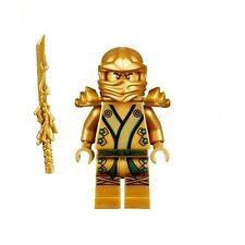 L'or Ninja (Golden Spinjitzu Master) + Dragon Sword, Ninjago-s' adapte LEGO