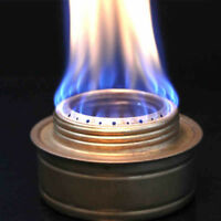 Portable Alcohol Spirit Burner Copper Alloy Stove for Outdoor Camping Survival