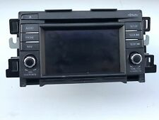 2014 - 2016 Mazda 6 Audio Navigation Display Screen Unit P: GJS2 66 DV0B OEM !