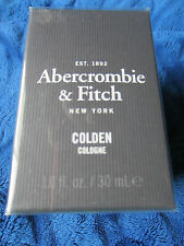 (Combo of 2) Abercrombie & Fitch A & F Mens Colden Cologne 1 fl.oz./30 mL Sealed
